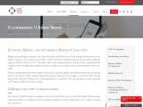 Ecommerce Business Consulting, Online Business Consulting Services