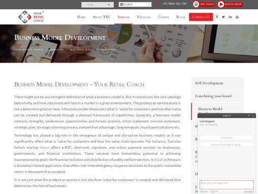Business Model Development Africa,Business Strategy Development Models Africa