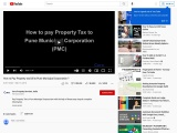 solution for paying property tax