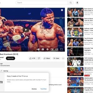 2019 Gervonta Davis Best Knockouts (20-0) - YouTube