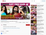 Anandhi Hair Care Interview | Coconut Water For Dandruff