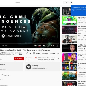 Coming Soon to Xbox Game Pass This Holiday (The Game Awards 2020 Announce) - YouTube