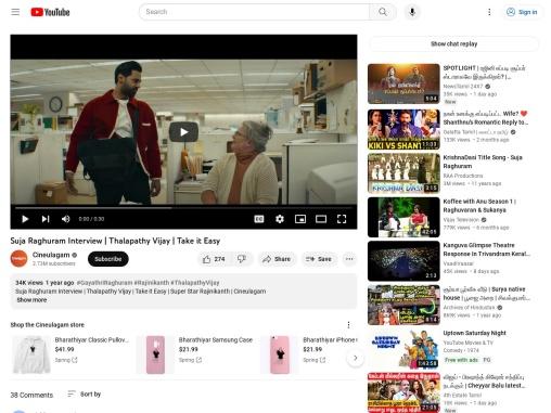 Suja Raghuram Interview | Thalapathy Vijay | Take it Easy