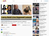 Larry Reid Live Filing Ohio Lawsuit Review By Hood Evangelist And Pastor Reality Tea