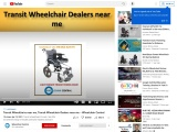 Transit  Wheelchairs near me, Transit Wheelchair Dealers near me – Wheelchair Central