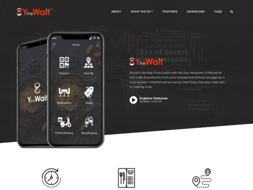digital waiter now in dubai for hotels
