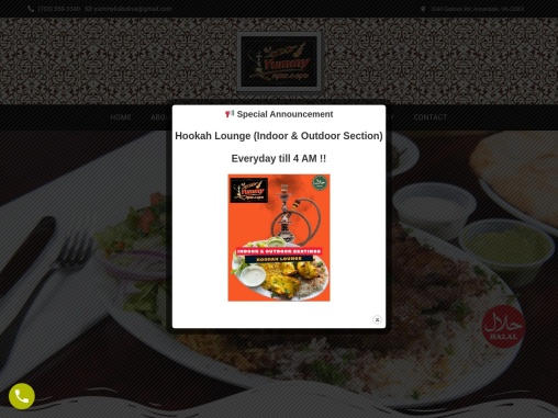 Yummy Kabob in Annandale – Fresh Halal Food & Kabob Restaurant