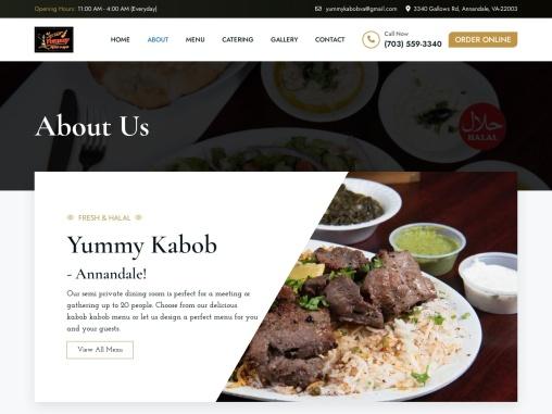 100% Halal Restaurant in Annandale – Order Online for PickUp & Delivery