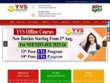 Crash Course For NEET & IIT JEE in Delhi  – YVS Institute