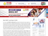 Best NEET Coaching in Delhi – YVS Institute