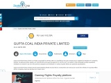 Gupta Coal India | Gupta Coal – Zaubacorp | Company