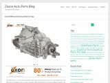 Used Differential Assembly for Sale – Zaxon Auto Parts