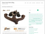 Used Exhaust Manifold for Sale – Zaxon Auto Parts