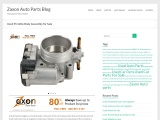 Used Throttle Body Assembly for Sale