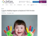 Capacity Building Support as Registered NDIS Provider