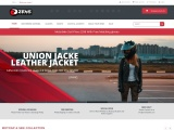 zens leathers leather products such as motorbike gloves, motorbike jackets