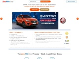 Buy a new auto cars in india with zeromilecars