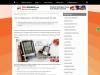 Jual Jam Meja Promosi – Pen Holder & Desk Clock JHL 2668