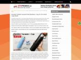Jual Souvenir Thermos Vacuum Tumbler dengan Cup kode TC-213