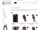 Leather Jumpsuit Men's – ZippiLeather