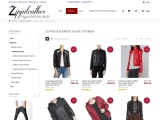 Be a Fashionista with Leather Bomber Jacket For Women