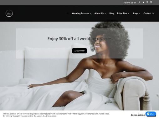 Ziva Wedding Dresses – Wedding Dresses