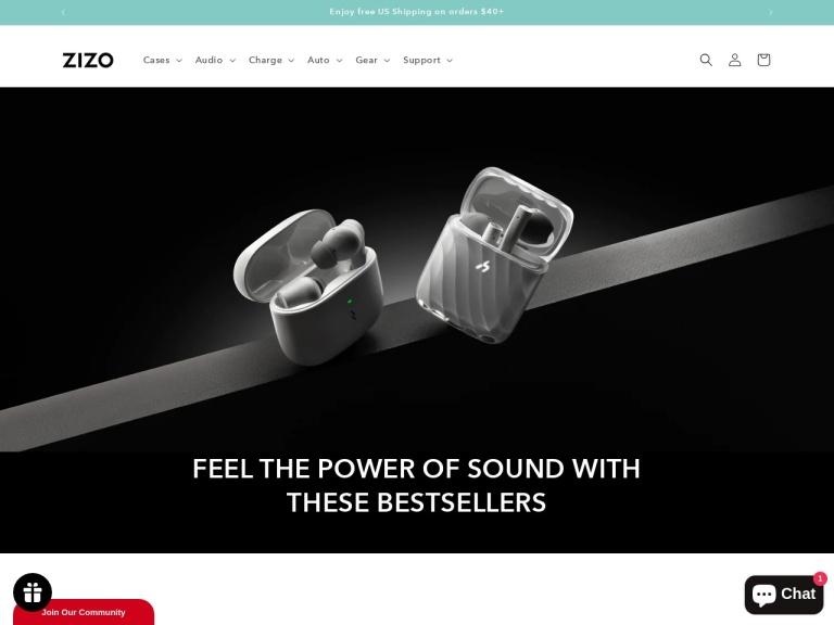 Zizo Wireless screenshot