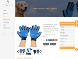 pet grooming glove for dogs pet grooming glove for dogs
