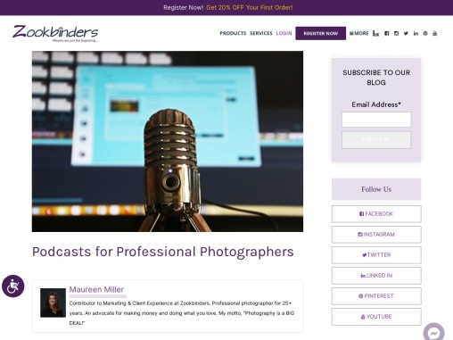 Podcasts for Professional Photographers