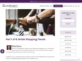 Part 1 of 6: Bridal Shopping Trends | Zookbinders Professional Album