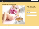Expectations from First Bikini Wax – Zoylee Blog