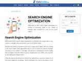 eCommerce SEO Services   ZuZuCodesInc