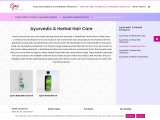 Private Label Ayurvedic & Herbal Hair Care Products Manufacturer in India