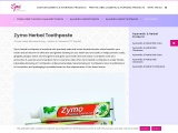 Private Label Zymo Herbal Toothpaste Manufacturer in India