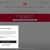 H and m student discount