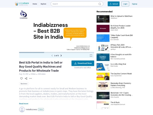 Best b2b Portal Sell or Buy Good Quality Machines and Machinery Equipment Products