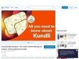 Kundli Calculator – Free Janam Kundali Making and Analysis – Online Future Analysis by Kundali