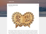 Best Islamic Gifts – Greetings to Visit Online Islamic Shop