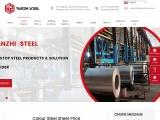Colour Steel Sheet Price | Manufacturer Direct Sale
