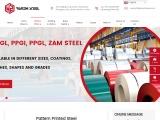Pattern Printed Steel Sheet & Coils | Custom Patterns