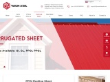 PPGI Roofing Sheet | Galvanized Colour Coated Roofing Sheet