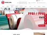 PPGL Steel | Prepainted Galvalume Steel Coils & Sheets