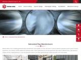 Galvanized Pipe Manufacturers   Top Suppliers in China