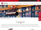 Hot Rolled Steel Tube | HRS Pipe