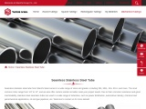 Seamless Stainless Steel Tube | 304 316 Pipe Manufacturer
