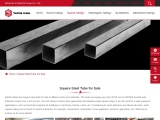 Square Steel Tube for Sale | Buy Steel Square Tubing