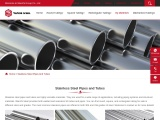 Stainless Steel Pipes and Tubes for Sale | Factory Sale Price