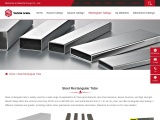 Steel Rectangular Tube for Sale | Get Latest Price Here