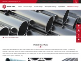 Welded Steel Tube | ERW | SAW Welded Pipe for Sale