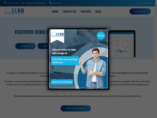 Xero accountants in Birmingham